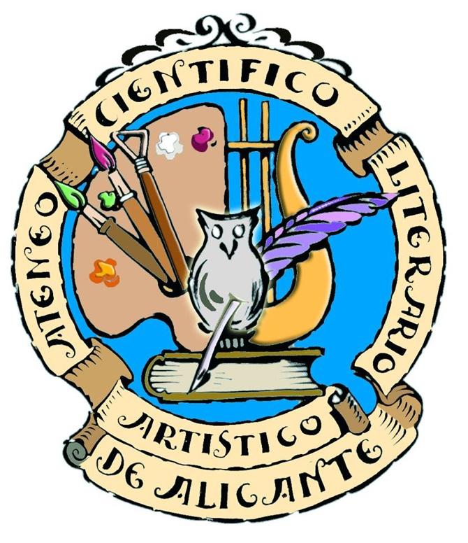 La Diputación celebra el 180 aniversario del Ateneo Científico, Literario y Artístico de Alicante  en PINTURA