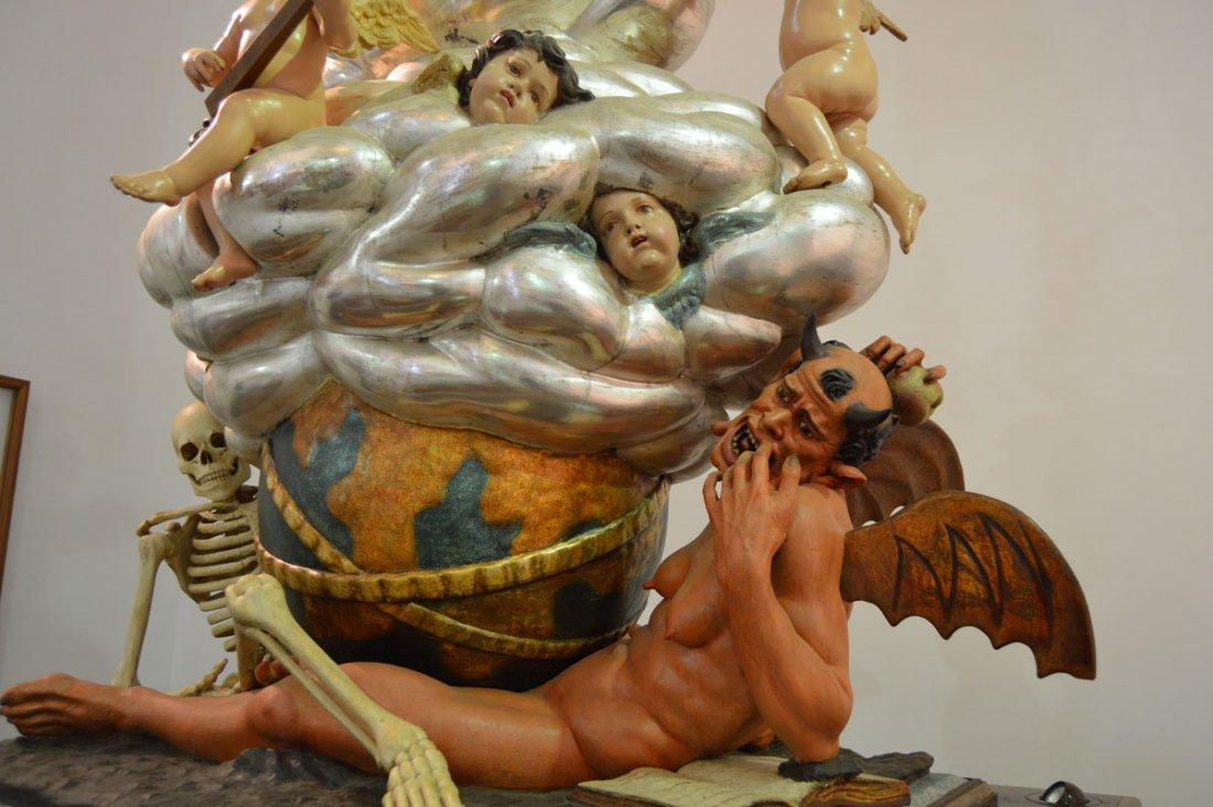 'La Diablesa y el fantasma de Fray Nicolás de Bussy', propuesta teatral de Semana Santa en Orihuela en ESCENA
