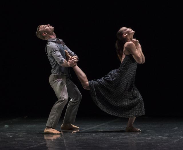 Diversas propuestas ponen el broche al Festival Abril en Danza en ESCENA
