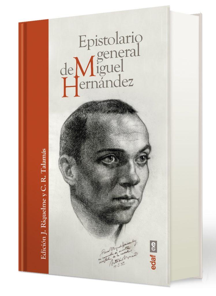 Presentación del nuevo epistolario de Miguel Hernández en la Casa Bardín en LETRAS
