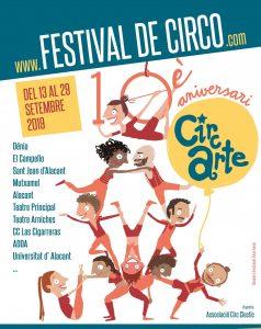 El Teatro Principal presenta una refrescante propuesta veraniega con humor, musical, flamenco y circo en ESCENA