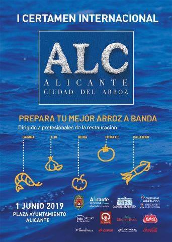 La Plaza del Ayuntamiento acoge el I Certamen Alicante Ciudad del Arroz en GASTRONOMÍA