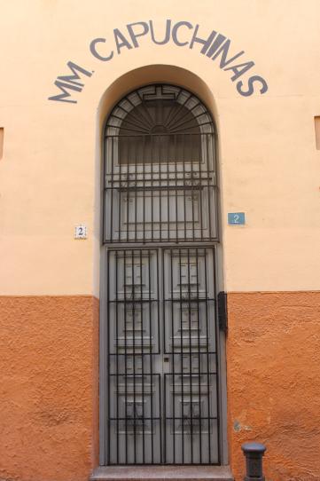 Mª Carmen Cortés revisa la historia del Convento de las Capuchinas de Alicante en la Casa Bardín en LETRAS