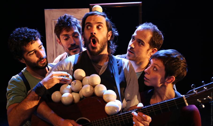 Música, danza y circo, propuestas para mayo en el Teatro Principal en ESCENA