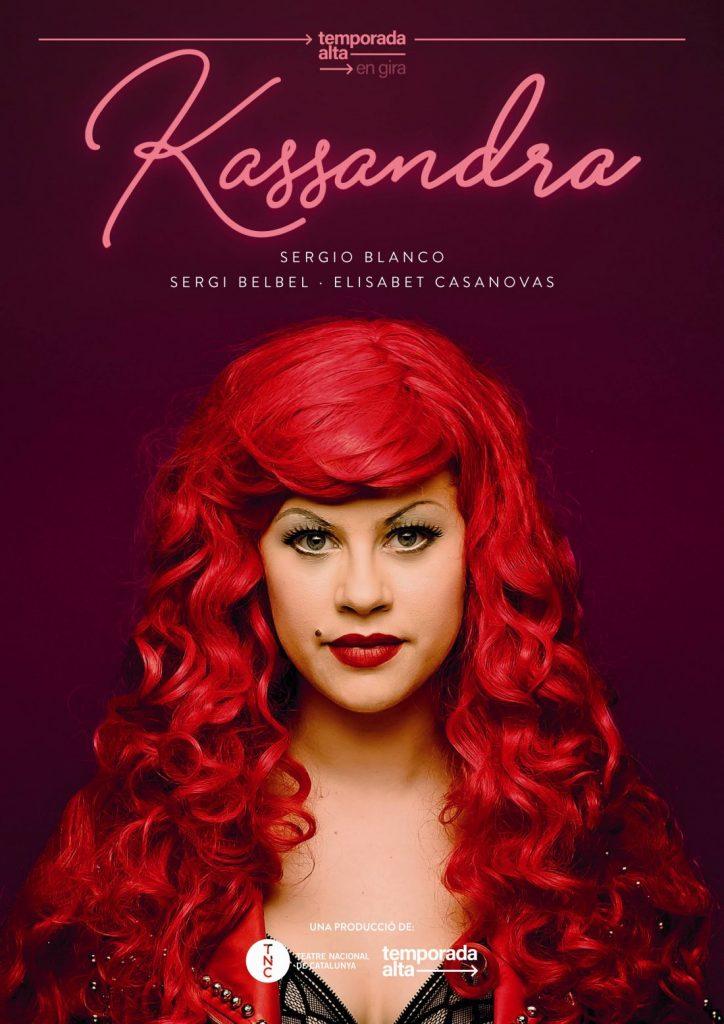 Elisabet Casanovas da vida a una transgresora 'Kassandra' en el Teatre Arniches en ESCENA