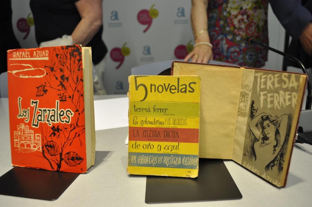 El Gil-Albert dedica unas jornadas de verano a la recuperación literaria de Rafael Azuar en CONFERENCIAS LETRAS