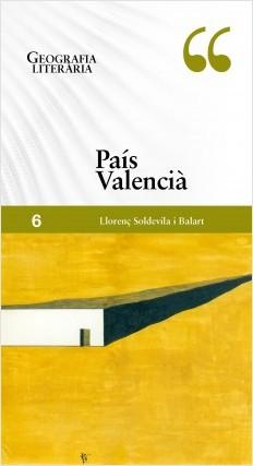 'Geografia Literària. País Valencià', una guía para los amantes del turismo cultural en LETRAS