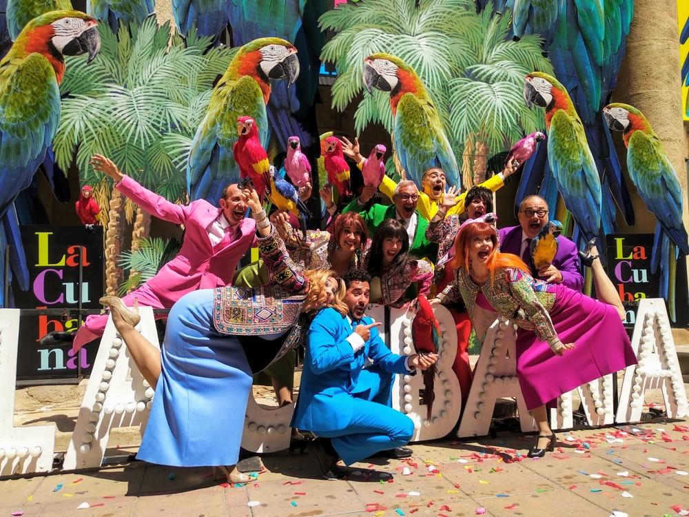 La Cubana trae su alocado espectáculo 'Adiós Arturo' al Principal de Alicante en ESCENA