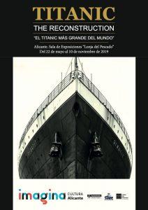 'Titanic. The Reconstruction' abre sus puertas en la Lonja del Pescado en ARTE
