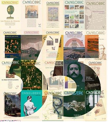 El Gil-Albert repasa los 35 años de la revista Canelobre en CONFERENCIAS LETRAS