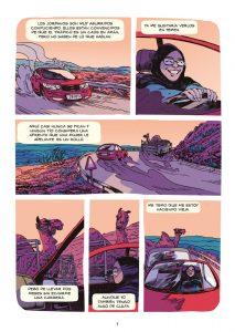 Pedro Riera y Sagar presentan en Casa Mediterráneo su incisivo cómic 'Intisar en el exilio' sobre una mujer yemení en busca de la libertad en CÓMIC