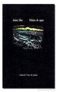 El poeta valenciano Jaime Siles clausura el ciclo 'Alimentando lluvias 9.0' del Gil-Albert en LETRAS