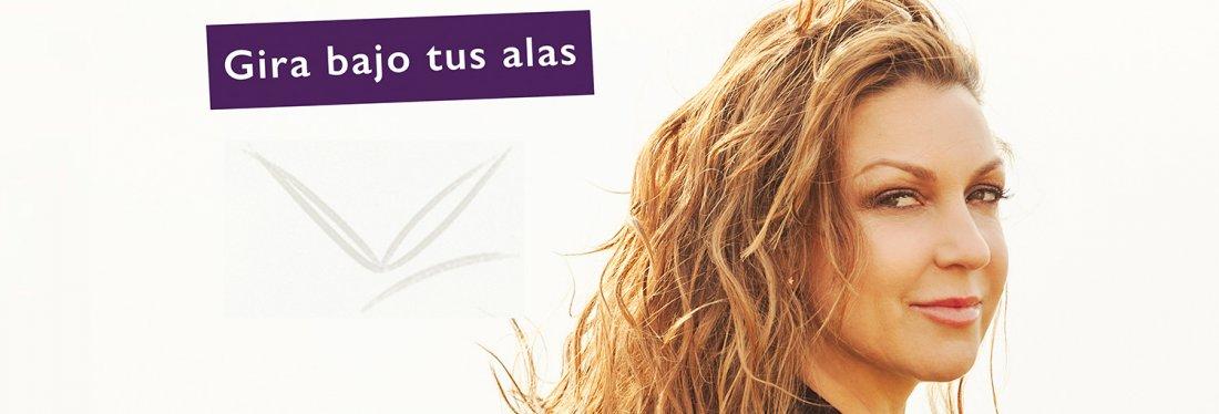 Niña Pastori actúa en el Auditorio de Torrevieja con su gira 'Bajo tus alas' en MÚSICA