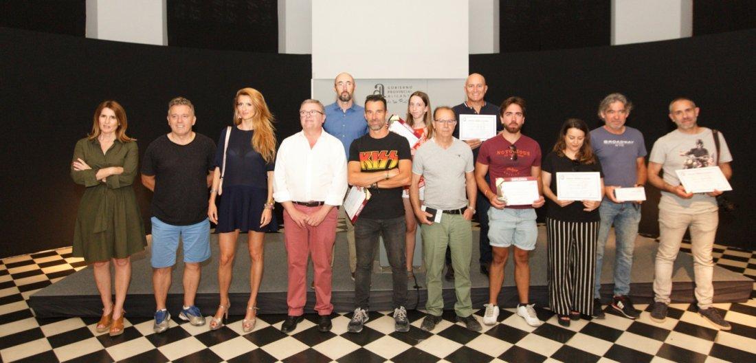La Diputación expone las imágenes del III Concurso Nacional de Fotografía de Bomberos en FOTOGRAFIA