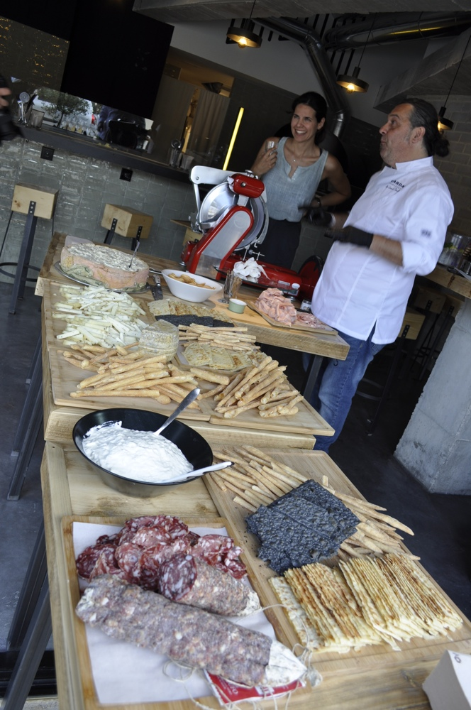 El célebre artesano Franco Pepe ofrece una demostración de pizza saludable en la pizzería Infraganti en DESTACADOS ESTILO DE VIDA GASTRONOMÍA