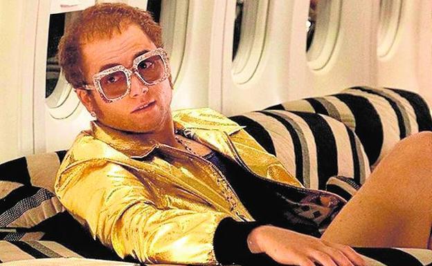'Rocketman' (2018),sólo para fans de Elton John en CINE