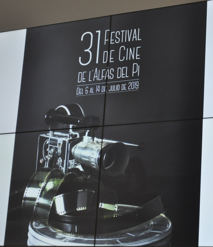 Luis Larrodera toma las riendas del 31º Festival de Cine de L'Alfàs del Pi en CINE