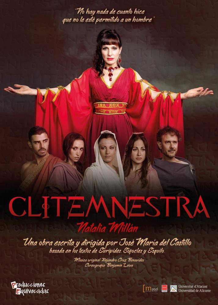 La controvertida figura femenina 'Clitemnestra' clausura el VII Festival de Teatro de L'Alcúdia en ESCENA