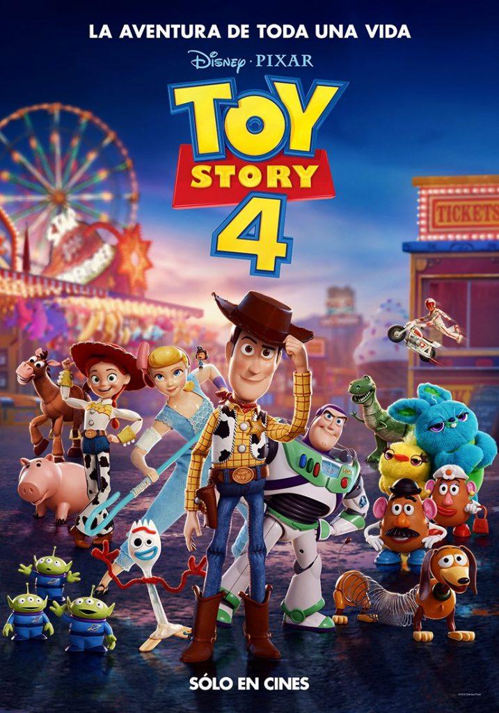 'Toy Story 4',Pixar vuelve a dar en la diana en CINE