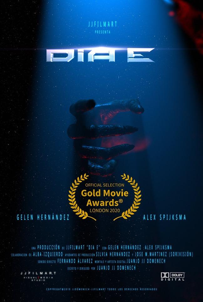 'Día E', sorprendente debut de Juanjo Domenech en el mundo del cortometraje en CINE