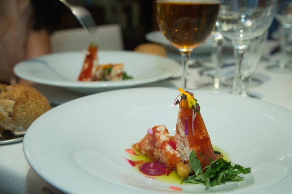 La Cena Gourmet 'Culturas del Mediterráneo' sitúa a Alicante como epicentro de la gastronomía del Mare Nostrum en GASTRONOMÍA