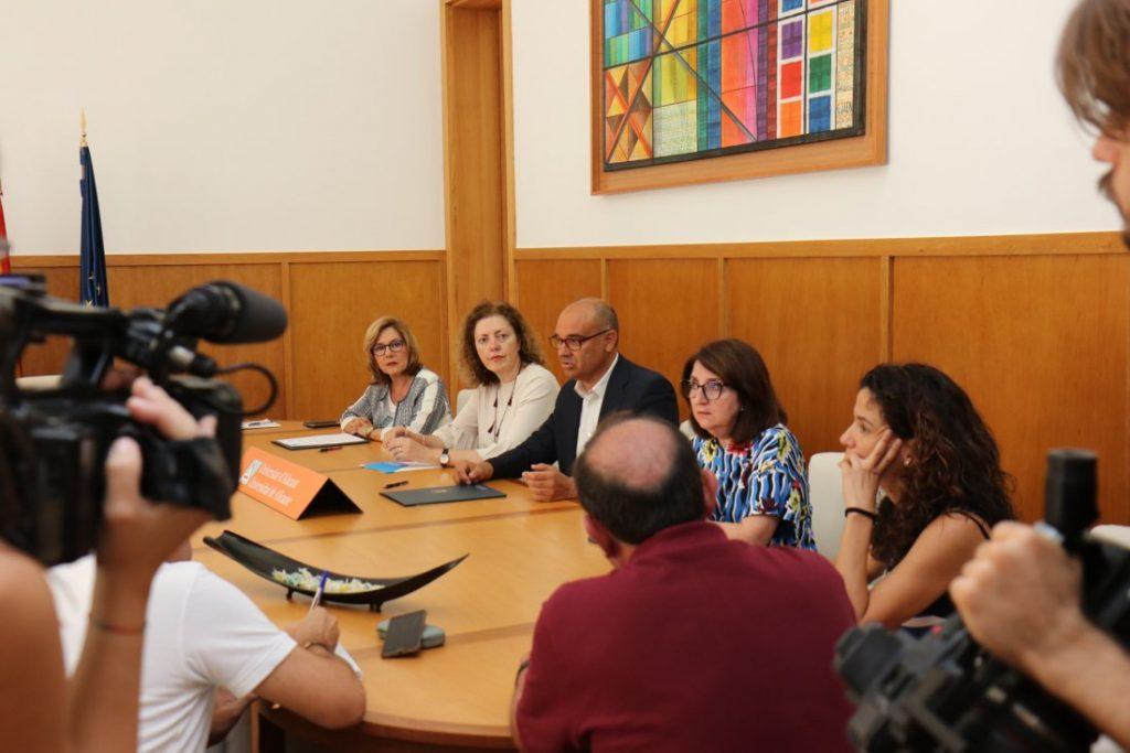 Fundación Aquae de Hidraqua y la UA impulsan proyectos contra el cambio climático en MEDIO AMBIENTE