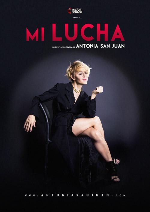 Antonia San Juan se mete en la piel de quince personajesen el Principal de Alicante en ESCENA