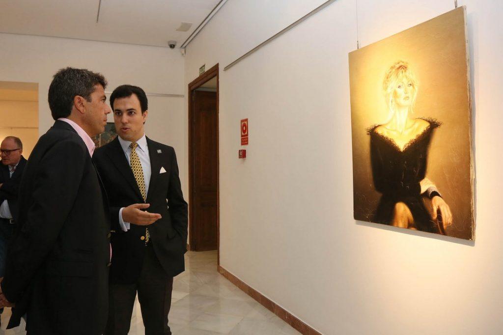 'Musas: Rusia y Alicante', una exposición de hermanamiento artístico en ARTE