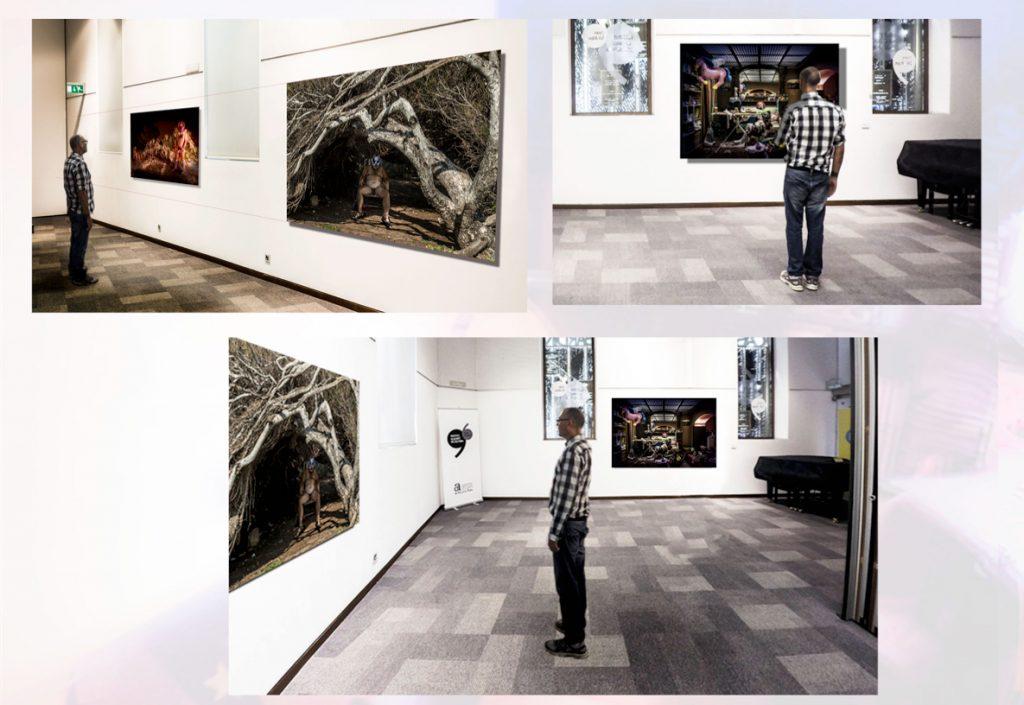 La Casa Bardín acoge una exposición de Cayetano Navarro que explora el miedo a los payasos en FOTOGRAFIA