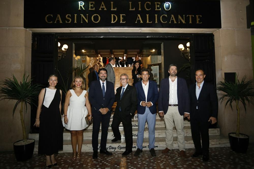 El Real Liceo Casino de Alicante recupera su brillo como centro cultural, gastronómico y social de la ciudad en GASTRONOMÍA