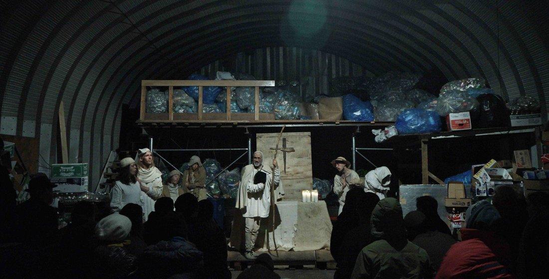 Preestrenode'El Cuarto Reino. El Reino de los plásticos'de Adán Aliaga y Àlex Lora en los cines Kinépolis de Alicante en CINE