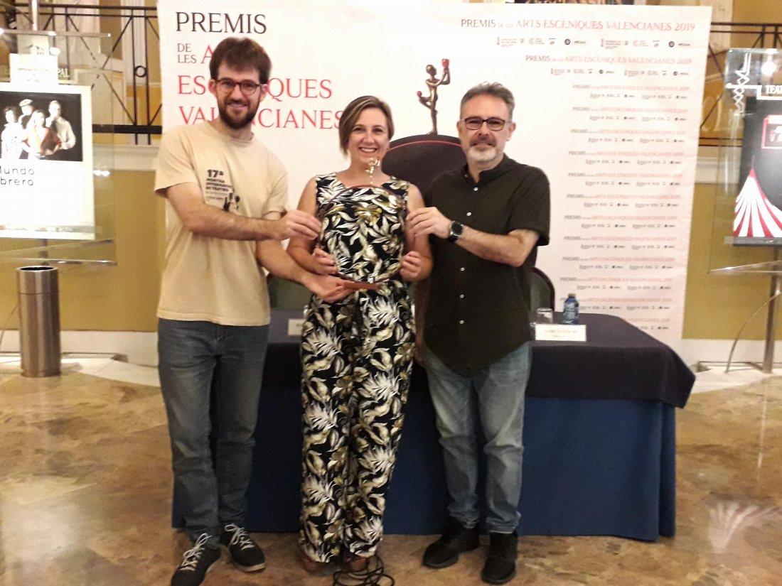 El Principal de Alicante acoge la entrega de los II Premios de las Artes Escénicas Valencianas en ESCENA