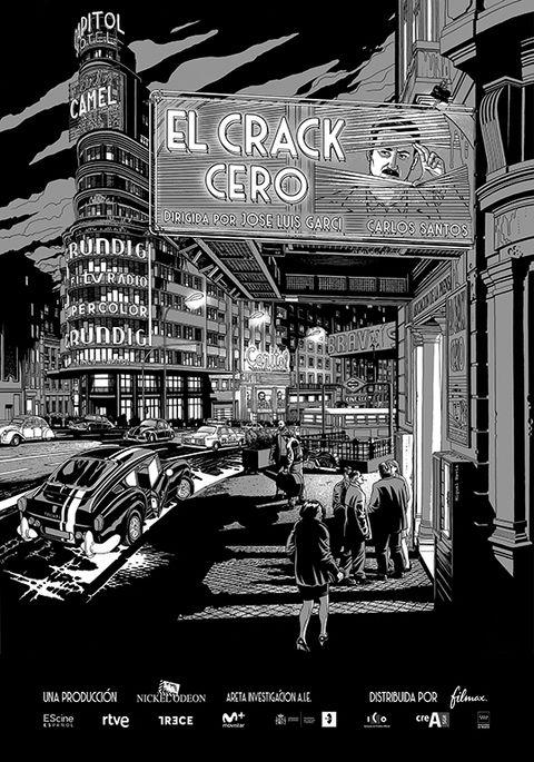 'El crack cero' (2019), entrañable y confortable naftalina en CINE
