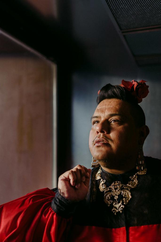 La portentosa voz de Dorian Wood rinde homenaje a Chavela Vargas en MÚSICA