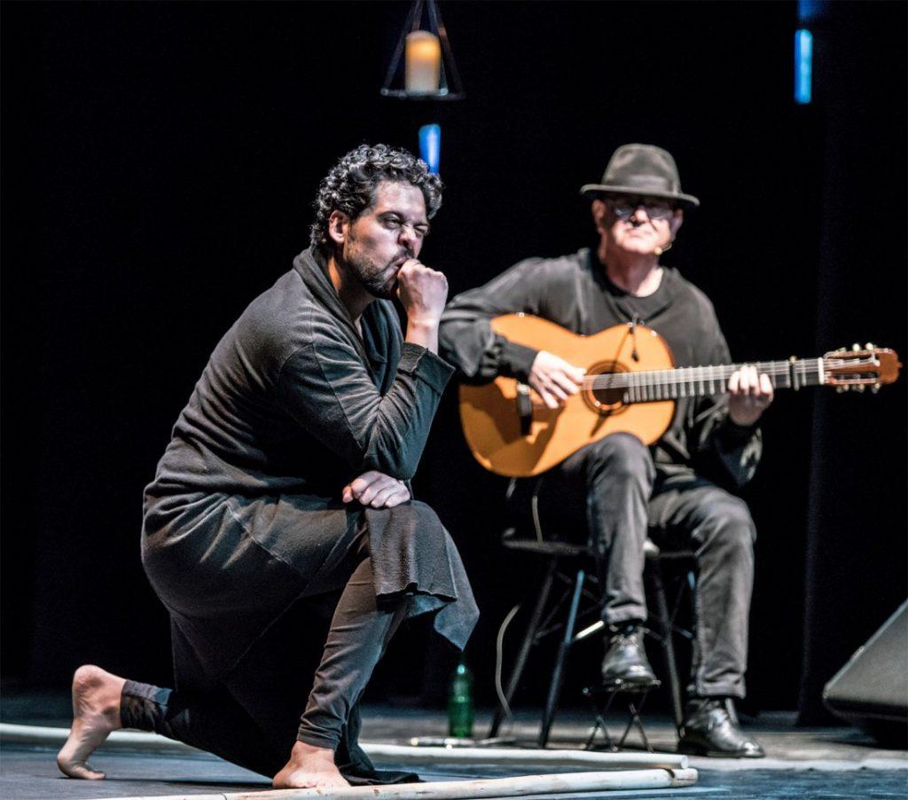Combate medieval de la Cía Bastión y estreno de Asun Noales en el Festival Medieval d'Elx en ESCENA