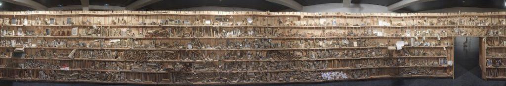 José Antonio Portillo presenta una singular 'Biblioteca de cuerdas y nudos' en el Arniches en ESCENA
