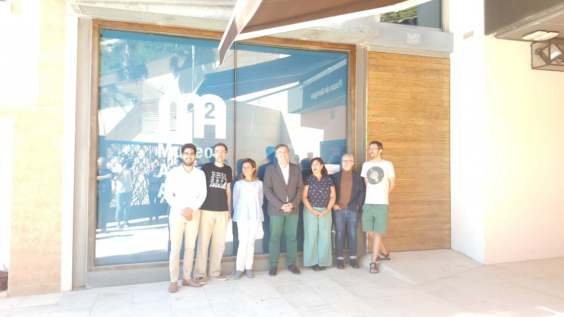 Aguas de Alicante presenta su 'Octubre Cultural' del Museo M2A con música y cine en CINE MEDIO AMBIENTE MÚSICA