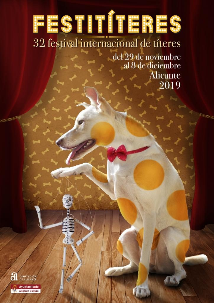 Festitíteres alcanza su 32ª edición del 29 de noviembre al 8 de diciembre en ESCENA