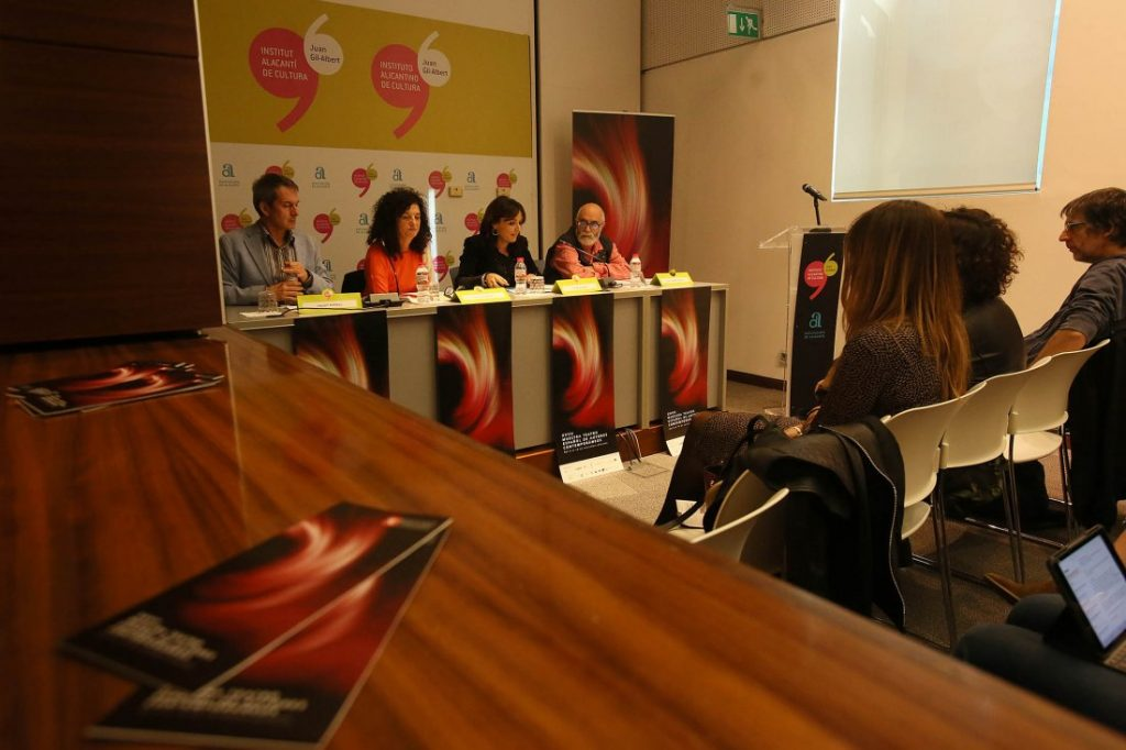 La Muestra de Teatro Contemporáneo premia la trayectoria de la Asociación de Directores de Escena de España en ESCENA
