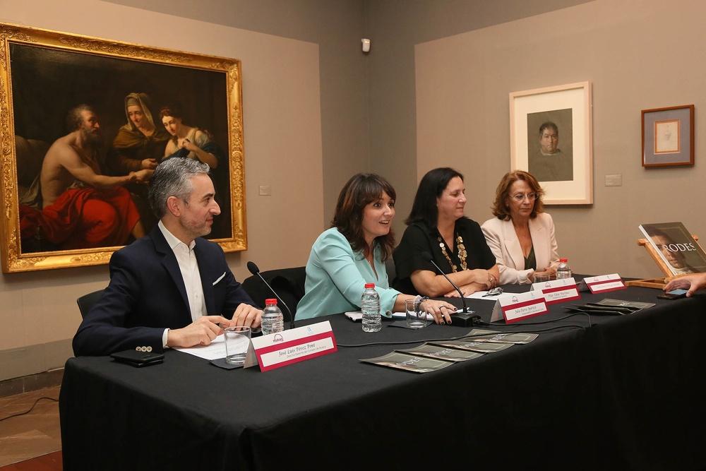 El MUBAG acoge una exposición inédita del retratista alicantino Vicente Rodes en PINTURA