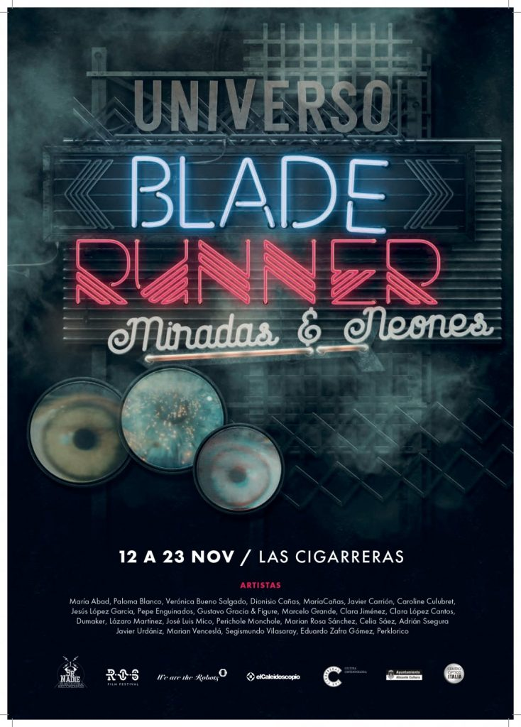 'Universo Blade Runner' irrumpe en Las Cigarreras del 9 al 27 de noviembre en CINE DESTACADOS