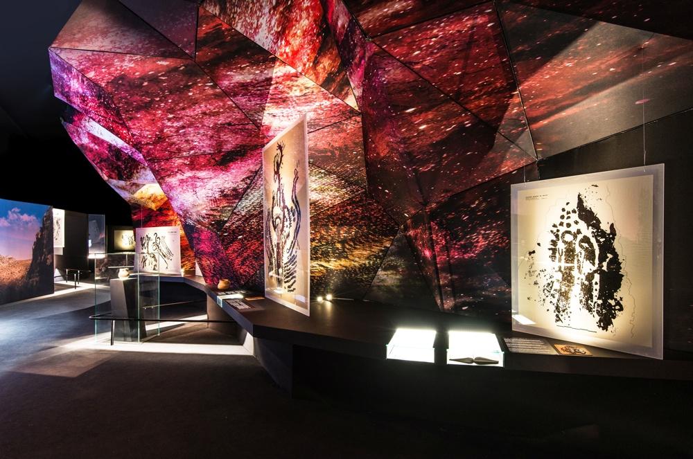 'Rupestre. Los primeros santuarios' del MARQ, galardonado con el prestigioso German Design Award en ARQUEOLOGÍA