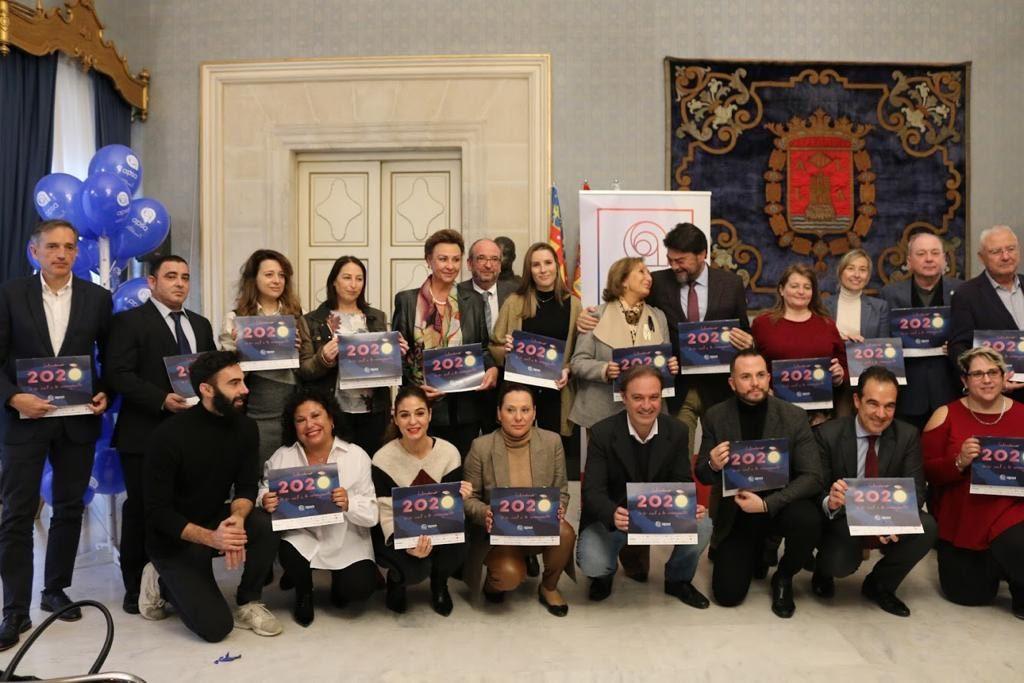 APSA presenta su Calendario Solidario 2020 en ESTILO DE VIDA