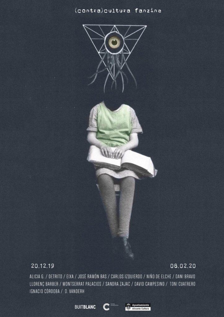 '(contra)Cultura Fanzine', el arte alternativo se hace visible en Las Cigarreras en CÓMIC