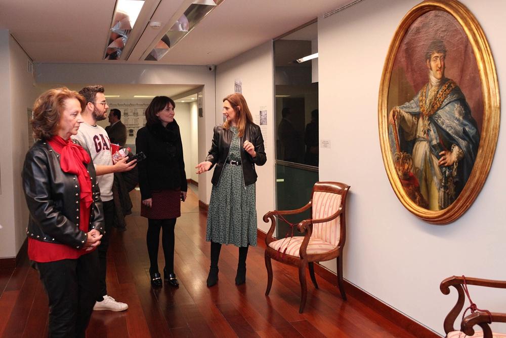 El MUBAG reabre sus puertas con nuevos espacios, cuadros de Agrasot y obra inédita de Antonio Gisbert en PINTURA