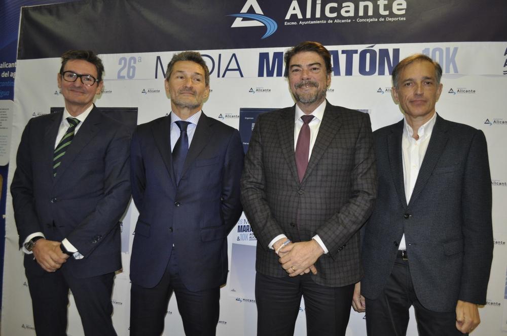 La 26ª Media Maratón de Aguas de Alicante aspira a convertirse en un referente deportivo en DEPORTE