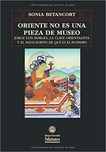 Sonia Betancort hablará sobre Borges en el CeMaB y en la Librería 80 Mundos en LETRAS