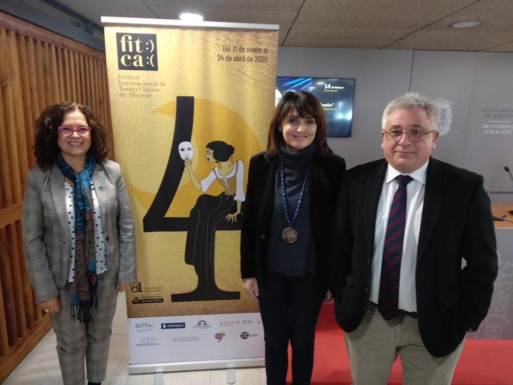 El IV Festival Internacional de Teatro Clásico de Alicante se centra en el Siglo de Oro en ESCENA