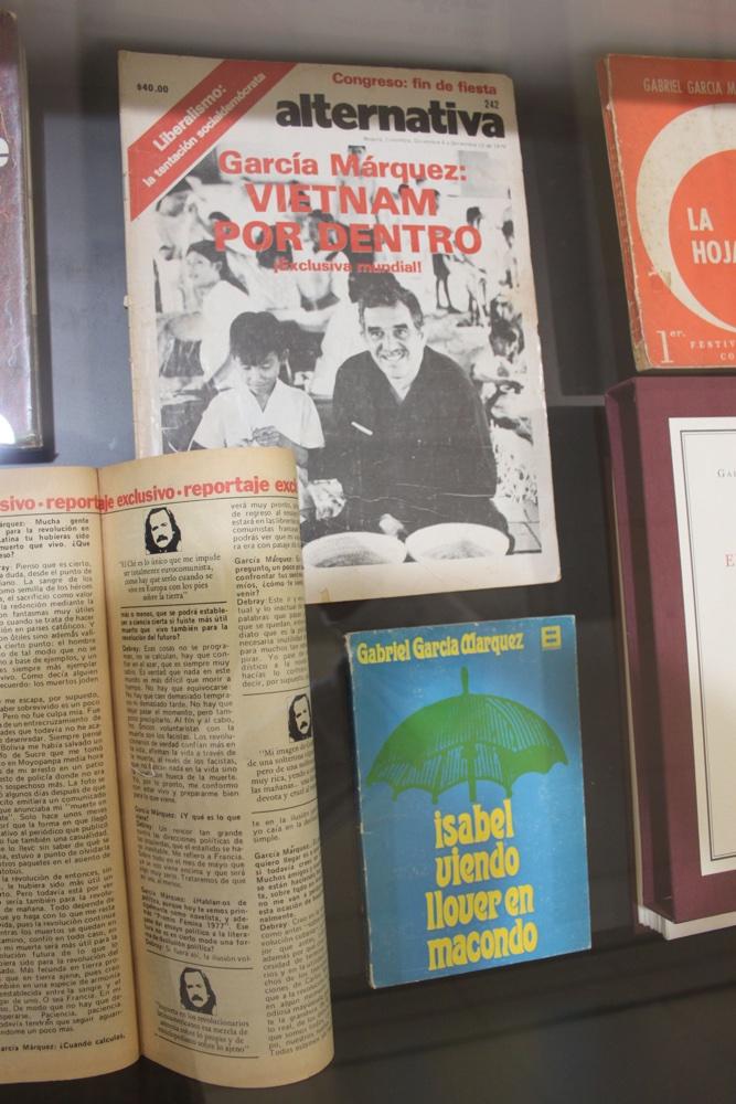 El MUA acoge una gran exposición sobre el boom de los 60 en la literatura latinoamericana en LETRAS