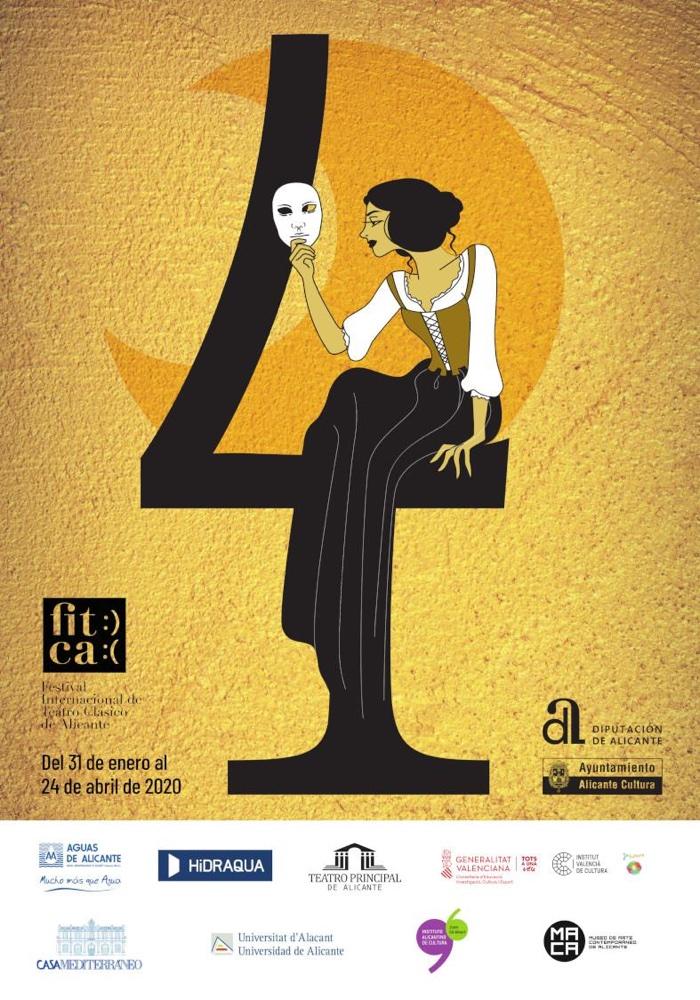 El Festival de Teatro Clásico muestra 'Palabras y Cuentos' del Siglo de Oro en el Museo de Aguas de Alicante en ESCENA